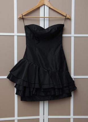 Очень красивое вечернее платье, размер xs
