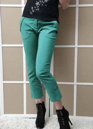 Укороченные брюки max mara