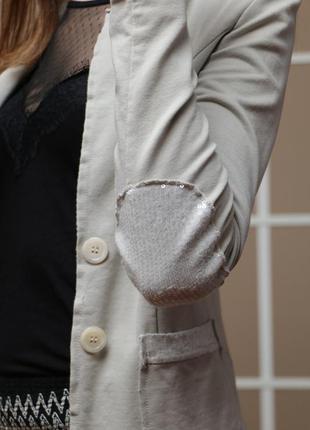 Трикотажный пиджак motivi