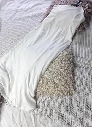 Акция! всего 3 дня -30% платье в рубчик на одно плечо lost ink