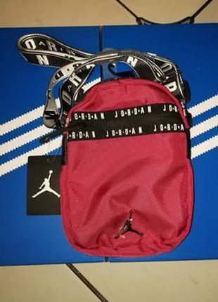 Оригинальная сумка мессенджер через плечо Nike Jordan