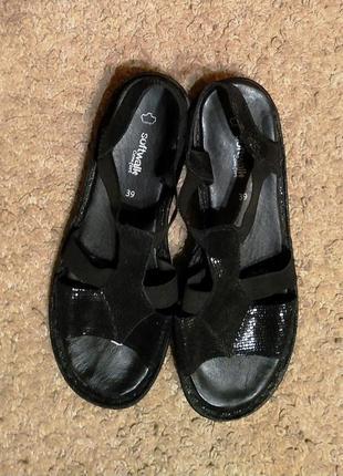 Softwalk comfort удобнейшие фирменные босоножки