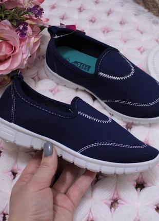 Классные текстильные кроссовки
