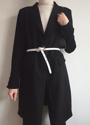 Удлиненный пиджак - жакет - блейзер - кардиган