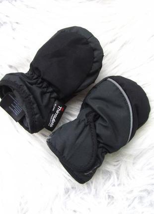 Варежки рукавицы перчатки h&m