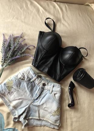 Colins джинсовые шорты