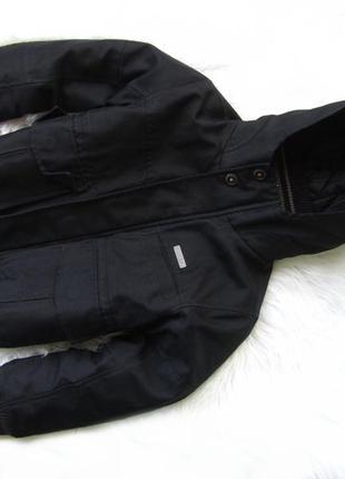 Стильная теплая демисезонный  куртка  с капюшоном next.
