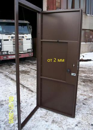Металлические Двери, Ворота.