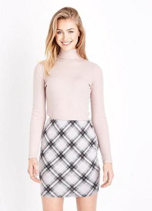 Новая юбка в клетку new look