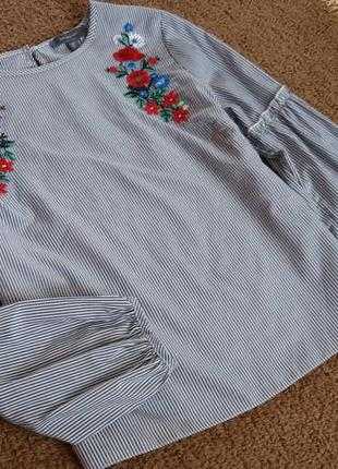Стильна блуза  рубашка primark