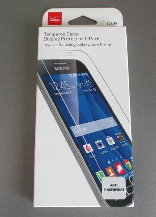 Фирменное защитное стекло для Samsung Galaxy Core Prime G360 G361