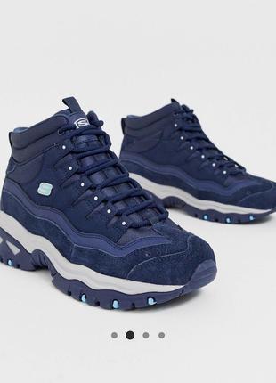 кроссовки черевики кросівки ботинки унисекс Skechers оригинал