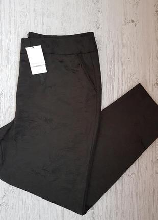 Классические брюки с декоративной отделкой, новые, с биркой 16...