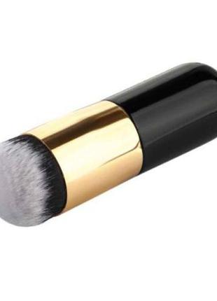 Кисть для макияжа кабуки-бафф - идеальна для тона, коррекции и...