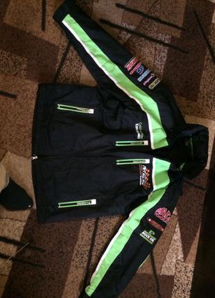 Kawasaki, мото куртка