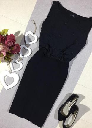 Шикарное платье по фигуре с подъюбником втяжка ,моделирует фиг...