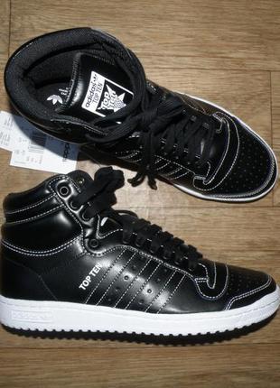 Оригинальные кроссовки adidas top ten hi 43 размер