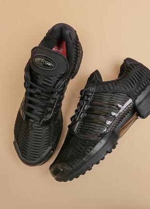 Оригинальные кроссовки adidas clima cool 1 triple black  36-39...