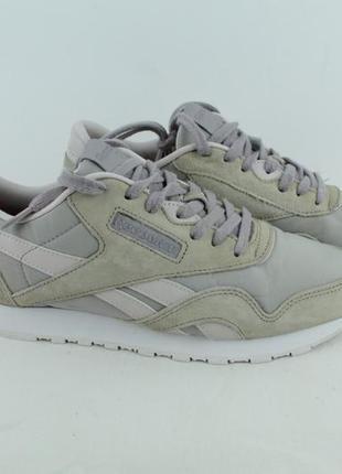 Оригинальные кроссовки reebok classic nylon x face stockholm 38.5