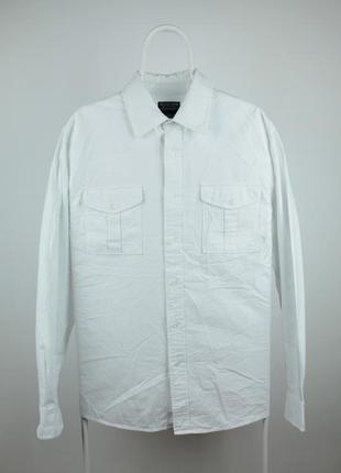 Оригинальная качественная рубашка polo ralph lauren размер л