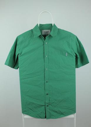 Стильная качественная рубашка тенниска carhartt wip wesley shirt