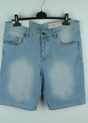 Стильные качественные джинсовые шорты livergy