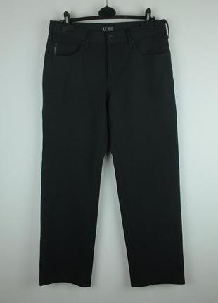 Оригинальные стильные брюки armani jeans