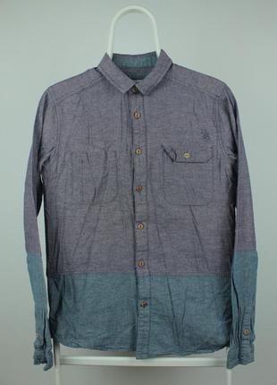 Стильная качественная рубашка nanny state размер s