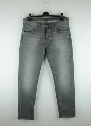 Оригинальные качественные джинсы lee daren grey jeans