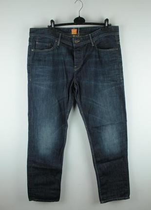 Шикарные оригинальные джинсы hugo boss orange 90 count jeans -...