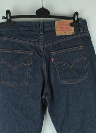 Оригинальные качественные джинсы levis indigo 575