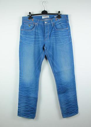 Шикарные джинсы с органического коттона kuyichi nick straight ...