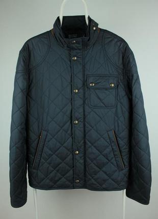 Шикарная оригинальная стёганная курточка ralph lauren richmond...