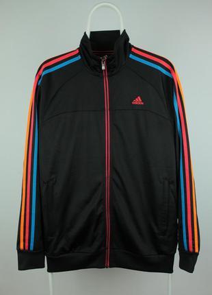 Оригинальная спортивная олимпийка adidas essentials 3-stripes ...
