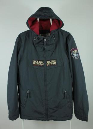 Шикарная оригинальная курточка napapijri rainforest jacket