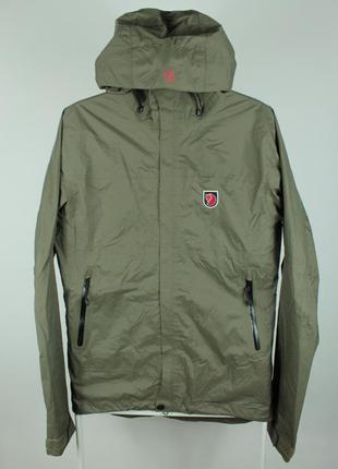Шикарная оригинальная мембранная курточка fjallraven back jacket