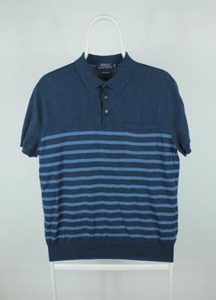 Оригинальная футболка свитерок polo ralph lauren
