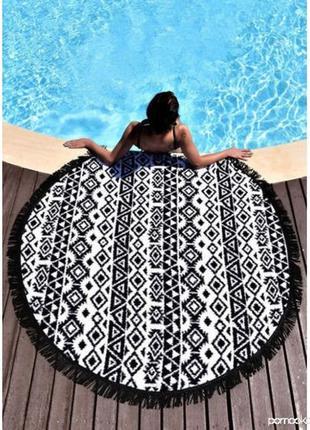 14-90 пляжний килимок коврик подстилка на пляж настенный гобел...