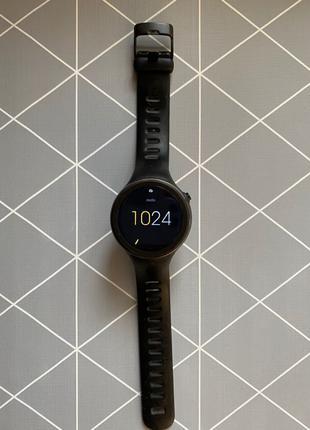 Смарт часы Motorola 360 Sport Android Wear