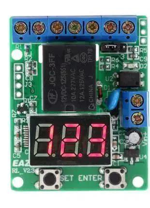 Контроллер заряда АКБ аккумуляторов