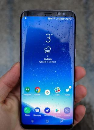 "АКЦИЯ! SAMSUNG Galaxy S8 | S8 Plus 5.1"" 64Гб! Надежный смартфон!"