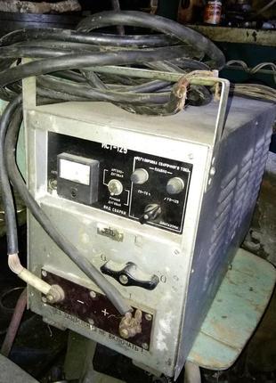 Инвертор сварочного тока ИСТ-125