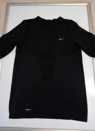Компрессионная футболка nikefit
