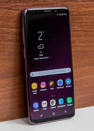 "АКЦИЯ! SAMSUNG Galaxy S9 - S9 Plus 5.8"" Мощный смартфон! КОРЕЯ!"