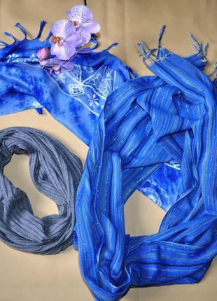 Набор шарфиков на весну