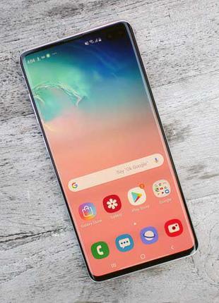 "АКЦИЯ! SAMSUNG Galaxy S10 Plus 6.4"" 128Gb Мощный смартфон! КОРЕЯ!"