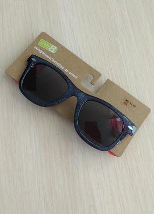 Очки солнцезащитные детские 2 3 4 5 лет сша от солнца для детей