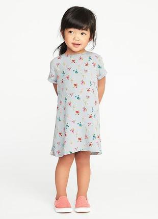 Детское платье 2т eur 86 92 old navy сша 1 2 3 года платья для...