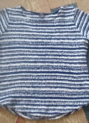 Красивый свитер джемпер пуловер  м&co