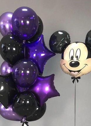 Гелиевые шары Днепр, оформление шарами, фотозоны, доставка